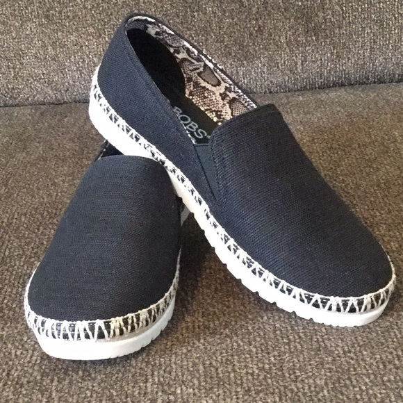 Skechers Shoes | Bobs Canvas Slip On
